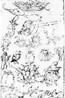 Studies of Monsters, bosch