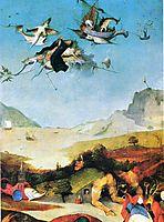 Temptation of St. Anthony, bosch