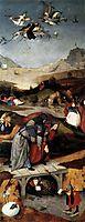 Temptation of St. Anthony, 1506, bosch