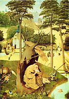 The Temptation of St Anthony (detail), bosch