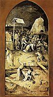 Triptych of Temptation of St Anthony, 1506, bosch