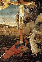 Crucifixion, 1497, botticelli