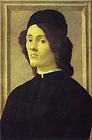 Portrait of a Man, botticelli