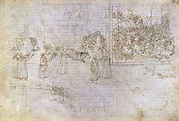 Purgatory X, 1490, botticelli