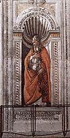 Sixtus II, 1481, botticelli