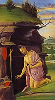 St.Jerome, botticelli