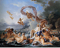 The Birth and Triumph of Venus, 1740, boucher