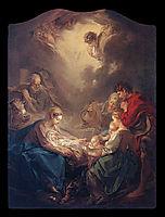 The Light of the World, 1750, boucher