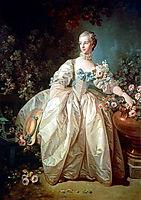 Madame Bergeret, 1766, boucher