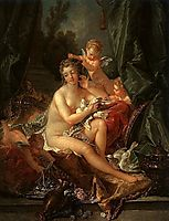 The Toilet of Venus, 1751, boucher