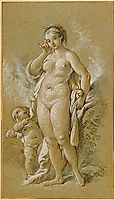 Venus and Cupid, 1752, boucher