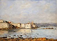 Antibes, the Fortifications, boudin