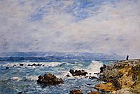Antibes, the Point of the Islet, boudin
