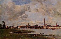 Antwerp, the head of Flanders, boudin