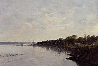 Brest, the Banks of the Harbor, boudin