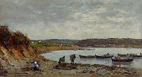 Brest, Fishing Boats, boudin