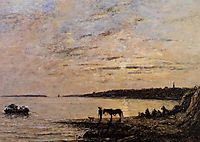 Brest, the Harbor, boudin