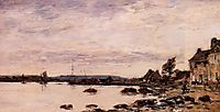 Breton Shoreline, boudin