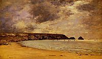 Camaret, the Bay, 1873, boudin