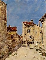 Rue Antibes, 1893, boudin