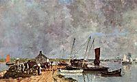 Seehafen, 1870, boudin