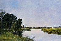 The Toques at Saint-Arnoult, 1891, boudin