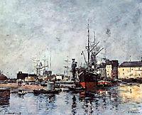 Untitled, 1889, boudin