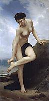 After the Bath, 1875, bouguereau