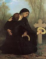 All Saint-s Day, 1859, bouguereau