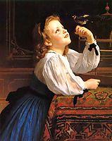 ThebirdChri, 1867, bouguereau