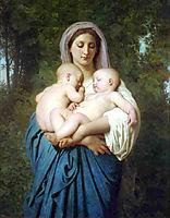 TheCharity, 1859, bouguereau