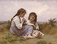 A Childhood Idyll, 1900, bouguereau