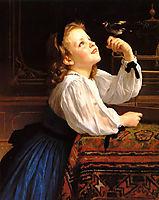 Dear Bird, 1867, bouguereau