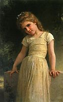 Elpieglerie, 1895, bouguereau