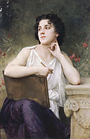 Inpiration, 1898, bouguereau