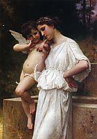 Love`s Scerets, 1896, bouguereau