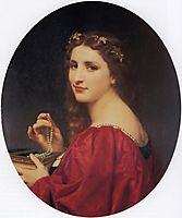 Marguerite, 1868, bouguereau