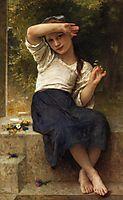 Marguerite, 1903, bouguereau