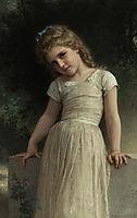 The Mischievous One, 1895, bouguereau