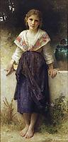 Amomentofrest, 1900, bouguereau