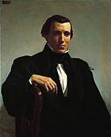 Portrait of Monsieur M., bouguereau