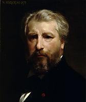 Self-portrait, 1879, bouguereau