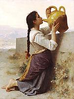 Thirst, 1886, bouguereau