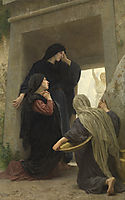 The Three Marys at the Tomb, 18, bouguereau