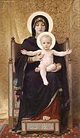 Virgin and Child, 1888, bouguereau