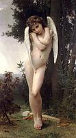 Wet Cupid, 1891, bouguereau