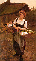 The Farm Girl, boulanger