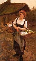 The Farm Girl, boulanger