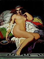 Phryne, 1850, boulanger
