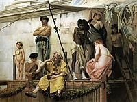 The Slave Market, c.1882, boulanger